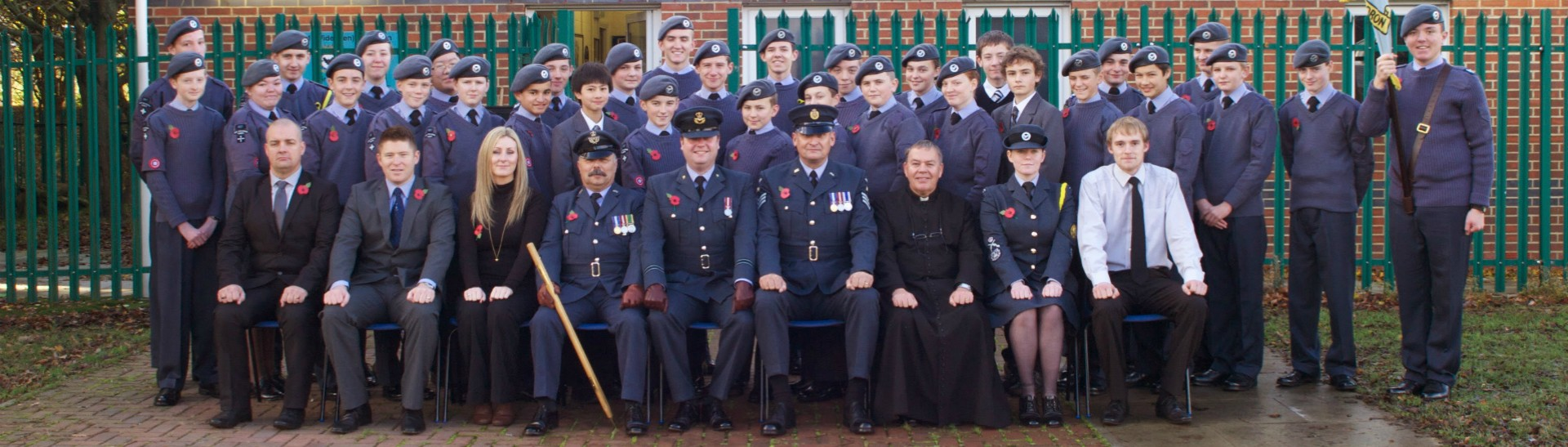 861 (Wideopen) Squadron Air Cadets